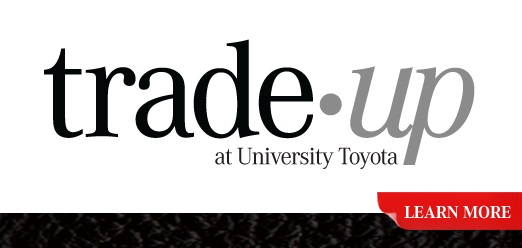 Trade Up your vehicle with specials from University Toyota in Morgantown, WV.