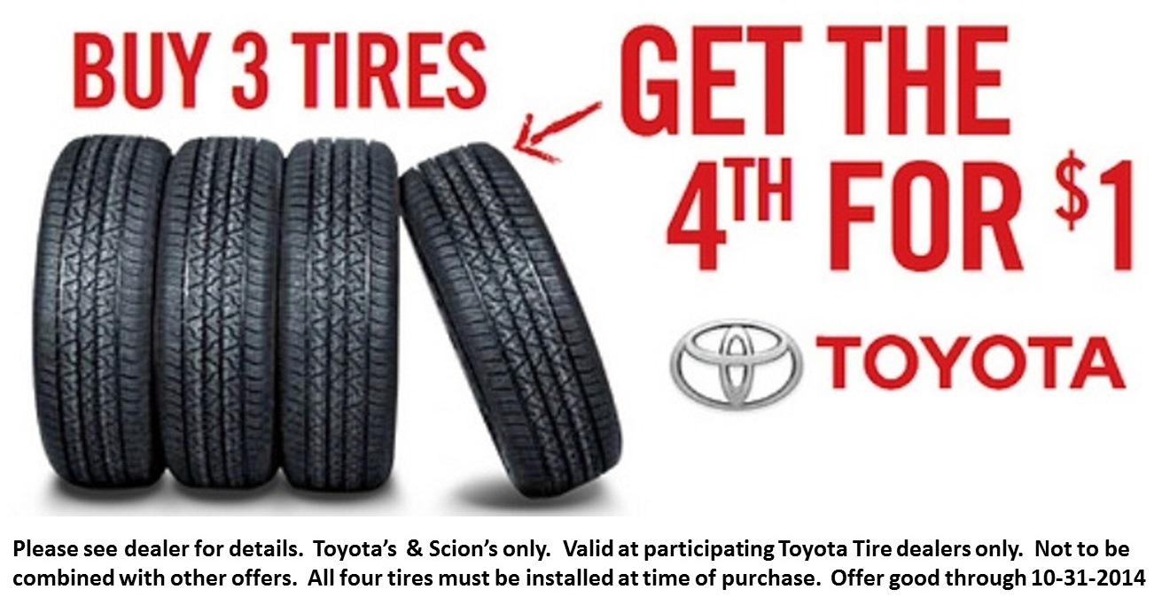 Tire & Battery Sale