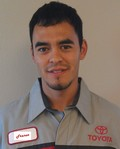 EFRAIN FRANCO - Auto Body Technician