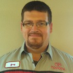 GREG LESLIE - Auto Body Technician