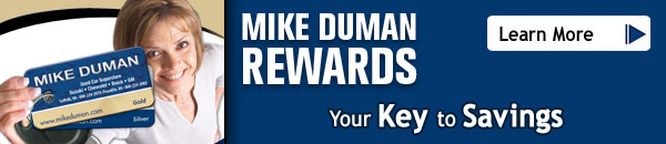 Mike Duman Rewards