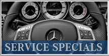 Mercedes-Benz of Knoxville Service Specials