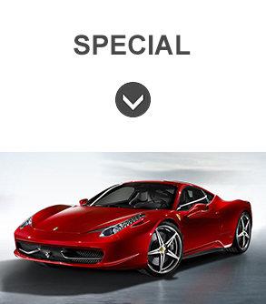 Wide World Ferrari Specials Inventory