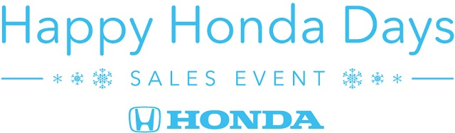 Happy Honda Days 2013