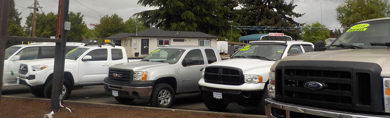 Home | Thomas Auto Sales | Hillsboro, OR
