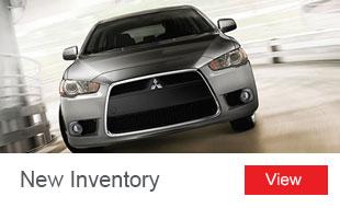 New Mitsubishi Inventory