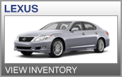 View Lexus Inventory