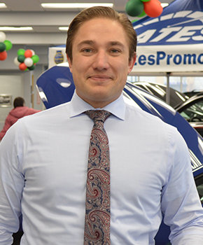 Andrew Richards - Sales Consultant