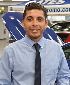Erik Resendiz - Sales Consultant