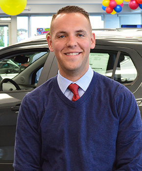 Greg Wolfe - Sales Consultant