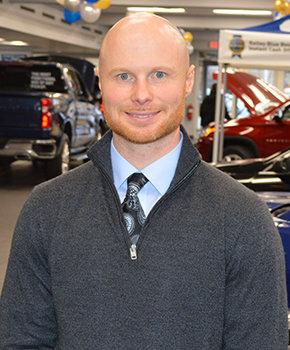 Sean Morcombe - Sales Consultant