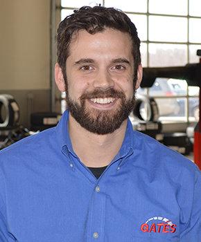 Brandon Crimmins - Service Consultant