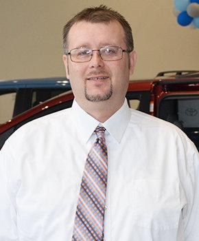 Chris Johnson - Sales Consultant