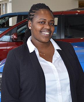 Mercedes Kimble-Stuckey - Sales Consultant