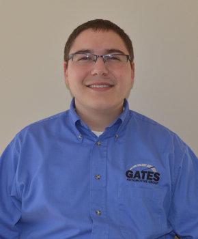 Brad Stump - Service Manager