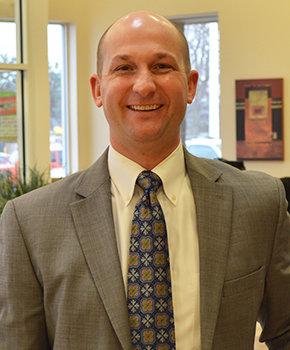 Chris Emberton - Sales Manager