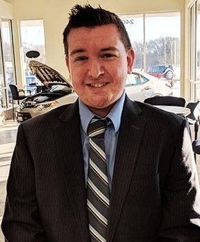Cody Ward - Sales Consultant