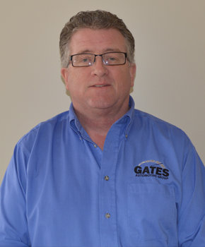 Dennis Reddy - Body Shop Manager