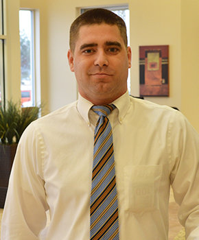 Jesse McCombs - Sales Consultant