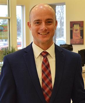 Kevin Boyer - Finance Director