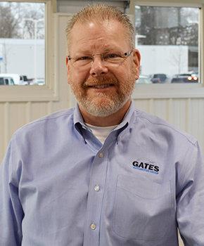 Kevin Scheibelhut - Service Manager