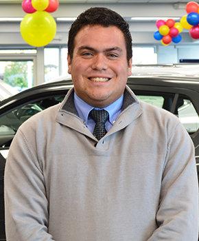 Preston Rodriguez - Sales Consultant