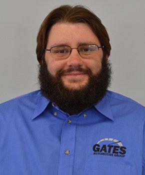 Travis Miltenberger - Parts Driver