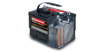 Ford Motorcraft Battery Date