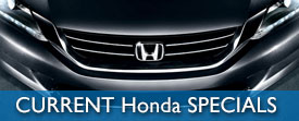 Current Honda Specials