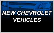 New Chevrolet Vehicles