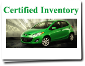 Certified Mazda Inventory
