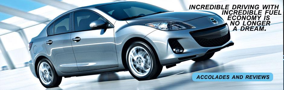 Mazda Accolades