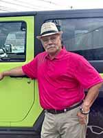 Hiram Vazquez - Director of Transportation