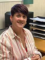 Lorraine Wolcott - Service Administrative Assistant