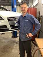 Spencer Fulton - Service Technician