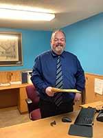 Dan Jones - Finance Manager