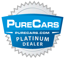 PureCars Platinum Dealer - Click to learn more