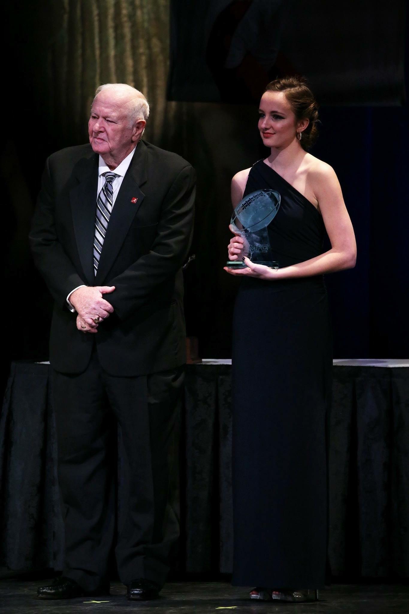 sponsor of the 2016 George Munger Award