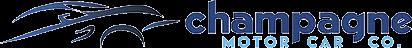 Champagne Motor Car Company Logo