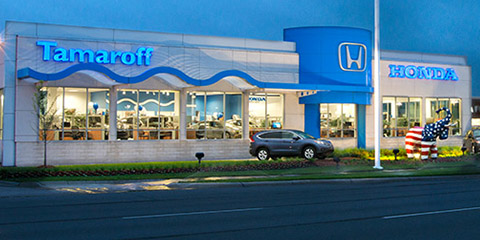 Visit our Honda dealership | Tamaroff Auto Group