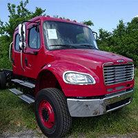 Grafton VT Pierce Fire Truck in Production