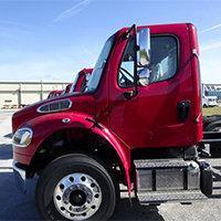 Newbrook VT Pierce Fire Truck in Production
