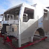 Salem NH Pierce Fire Truck in Production