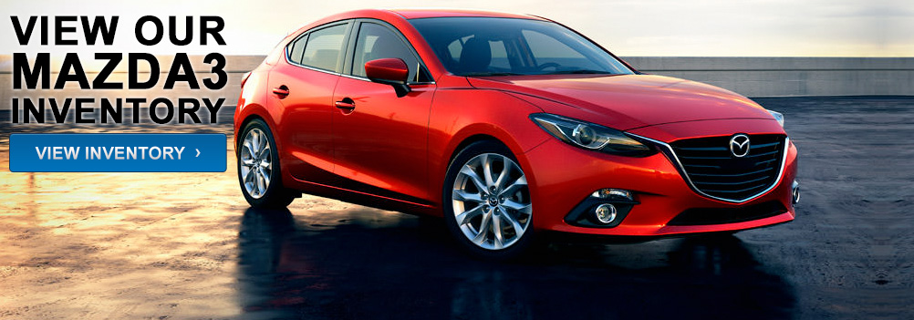 View Our Mazda3 Inventory
