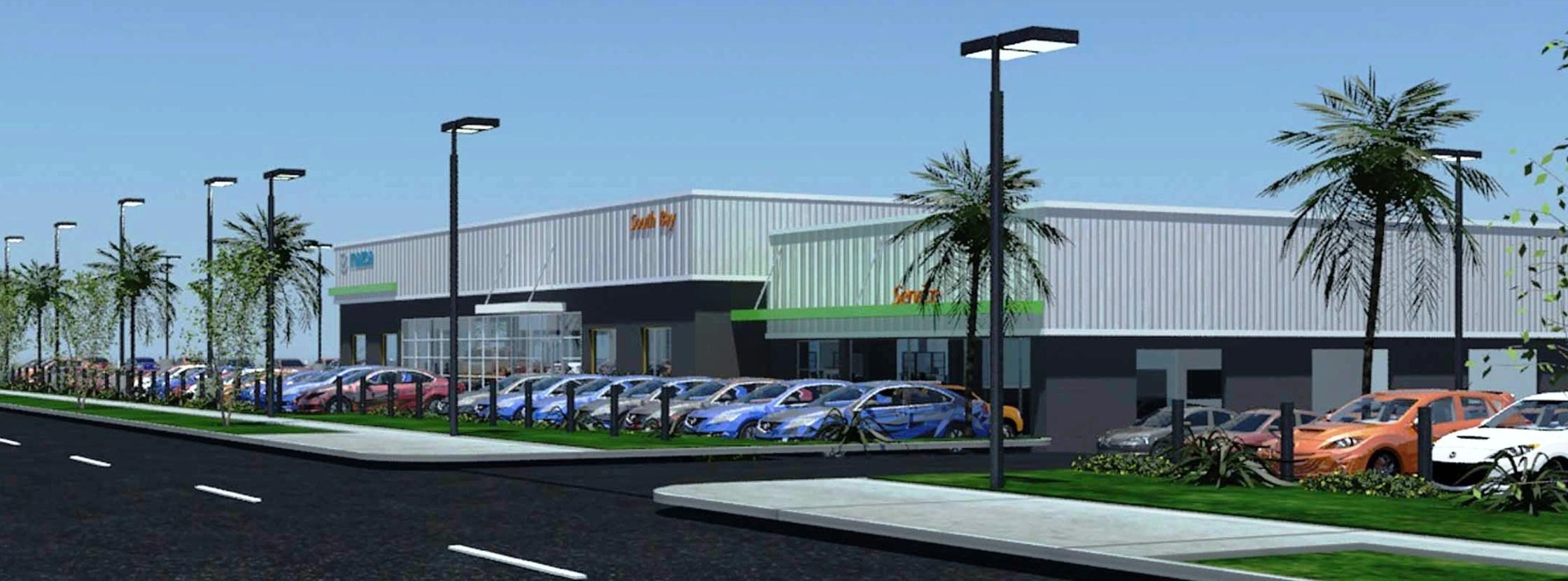 South Bay Mazda in Torrance, California