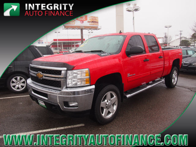 red used truck for sale at Integrity Auto