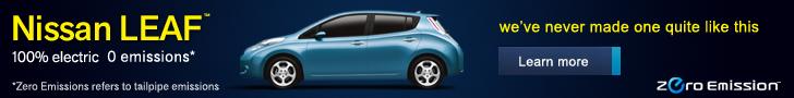 Nissan LEAF Promo