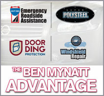The Ben Mynatt Advantage