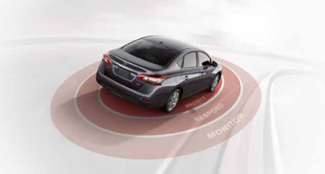 2014 NISSAN SENTRA SAFETY SHIELD