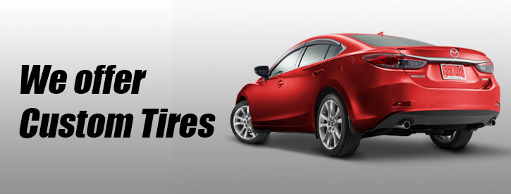 Custom Tires